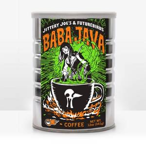 12 Oz Can Baba Java