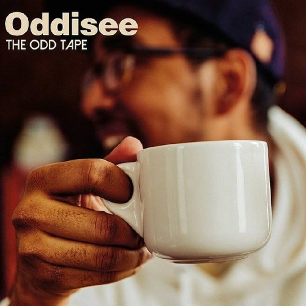 Oddisee - The Odd Tape [Indie Exclusive Limited Edition Metallic Copper LP]
