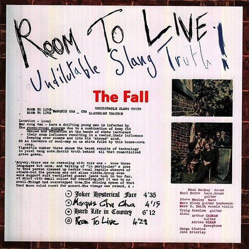 Room To Live (Uk)