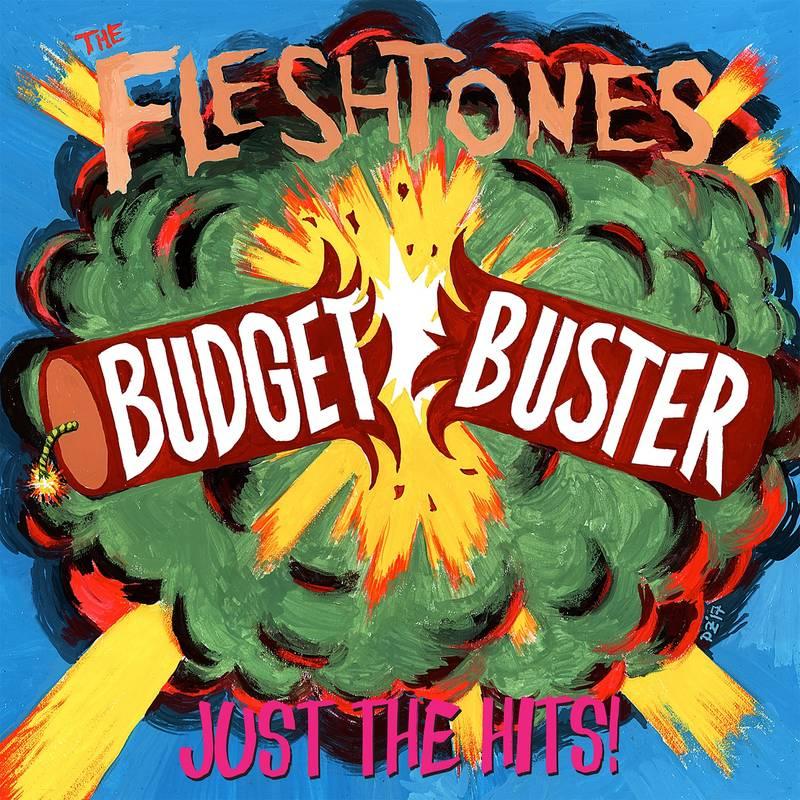 The Fleshtones Budget Buster