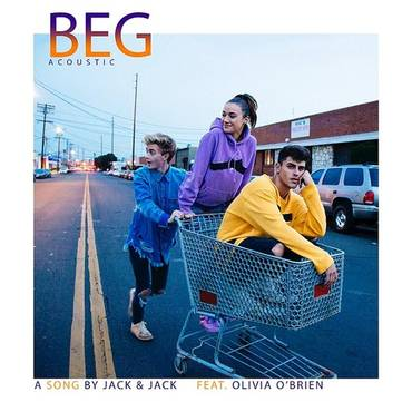 Beg (Acoustic) - Single
