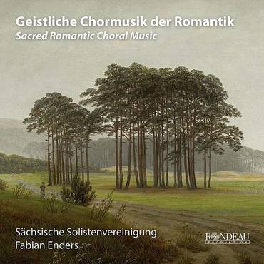 Sacred Romantic Choral Music / Various