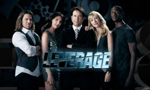 Leverage [TV Series]