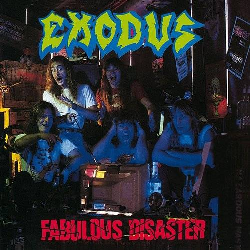 Fabulous Disaster (Pict) (Uk)