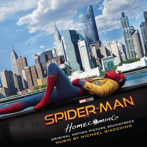 Michael Giacchino - Spider-Man: Homecoming (Original Motion Picture