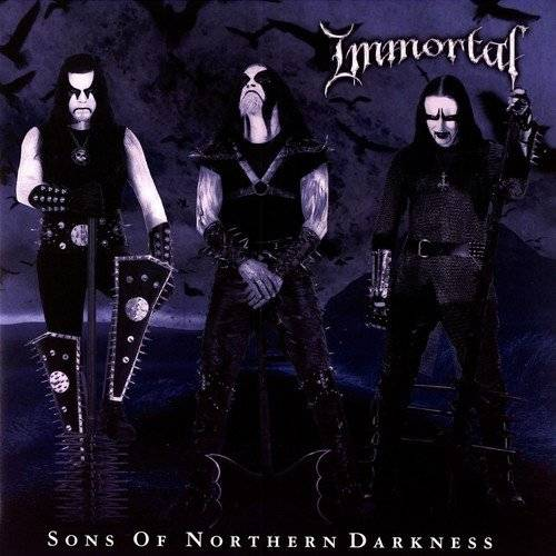 Sons Of Northern Darkness [Import LP]