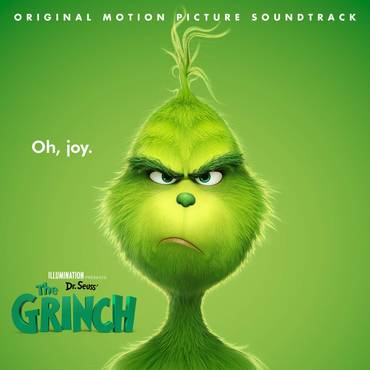Dr. Seuss' The Grinch Soundtrack