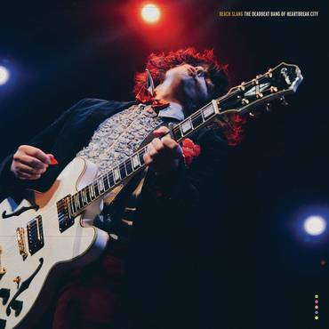 The Deadbeat Bang Of Heartbreak City [Red LP]
