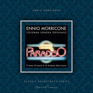 Nuovo Cinema Paradiso (Original Motion Picture Soundtrack) [Limited Edition Transparent Pink LP]