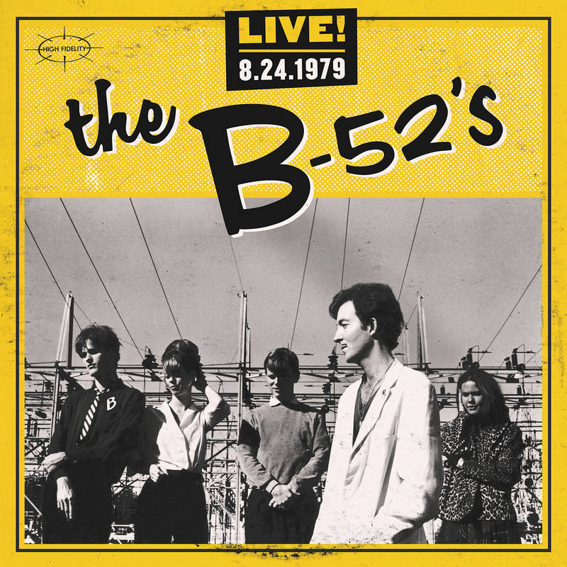The B 52's Live! 8 24 79