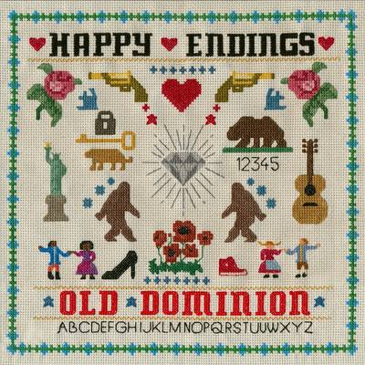 Old Dominion - Happy Endings [LP]