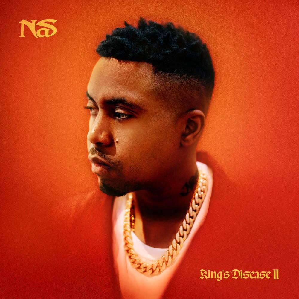 Nas - King's Disease II [Gold 2LP]