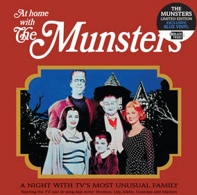 At Home With The Munsters