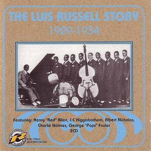 Luis Russell Story 1929-1934