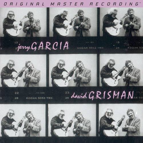 Jerry Garcia & David Grisman [Limited Edition Vinyl]
