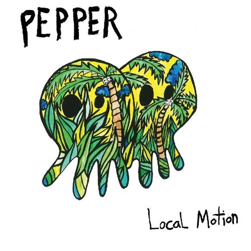 Local Motion [Indie Exclusive Limited Edition Green w/ Blue/Yellow Splatter LP]