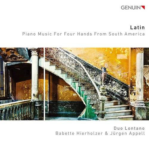 Latin Piano Music / Various