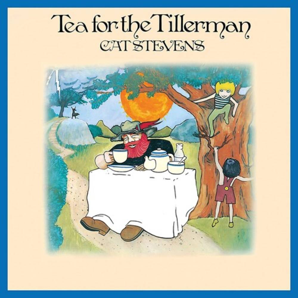 Yusuf / Cat Stevens - Tea For The Tillerman: 50th Anniversary Edition [LP]