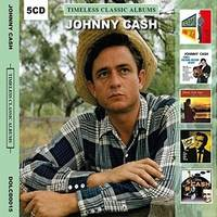 Johnny Cash - Timeless Classic Albums