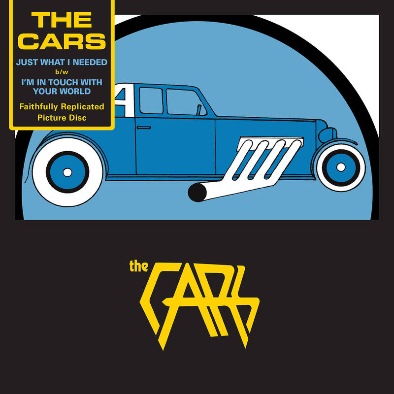 "The Cars ""Just What I Needed"""
