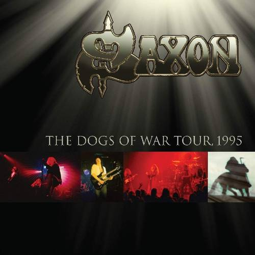The Dogs Of War Tour: 1995 [Import Gold LP]