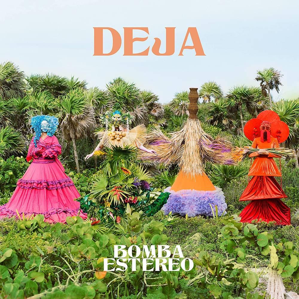Bomba Estereo - Deja [Clear 2LP]