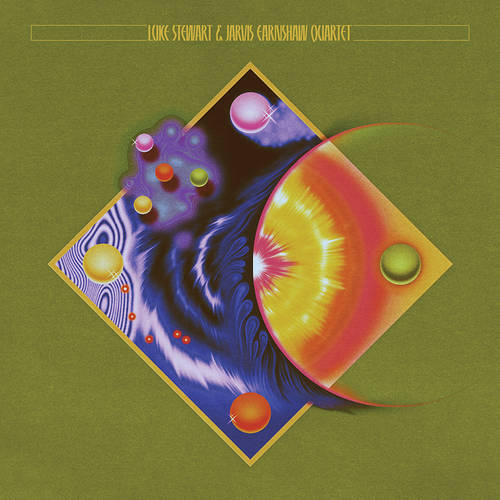 Luke Stewart & Jarvis Earnshaw Quartet - Luke Stewart & Jarvis Earnshaw Quartet [LP]