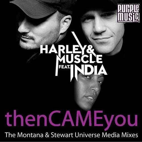 Then Came You (Feat. India) [The Montana & Stewart Universe Media Remixes]