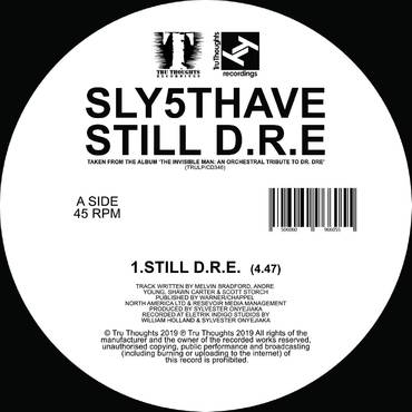 Let Me Ride / Still D.R.E [Vinyl Single]