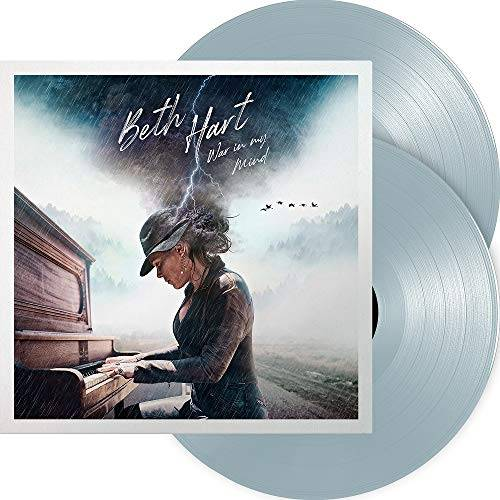 War In My Mind [Limited Edition Light Blue 2LP]