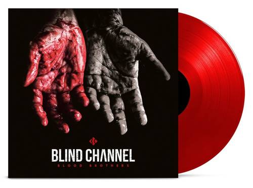Blood Brothers [Limited Edition Red LP]