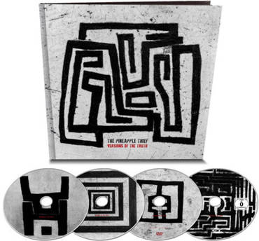 Versions Of The Truth [Import 2CD/ DVD/ BR Deluxe Limited Edition]