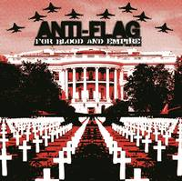 Anti-Flag - For Blood & Empire [Limited 180-Gram White Marbled LP]