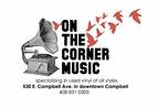 On The Corner Music