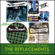 The Replacements Twin/Tone Vinyl Box Set