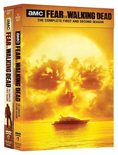 Fear The Walking Dead: The Complete First & Second Season