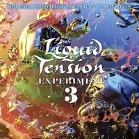 Liquid Tension Experiment - LTE3 [Indie Exclusive Limited Edition Translucent Orange LP]