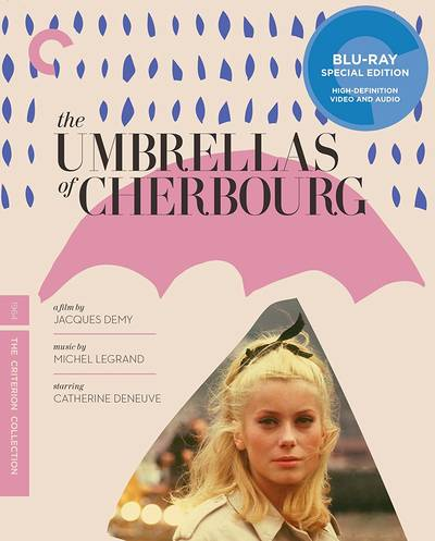 The Umbrellas of Cherbourg [Movie] - The Umbrellas of Cherbourg [The Criterion Collection]
