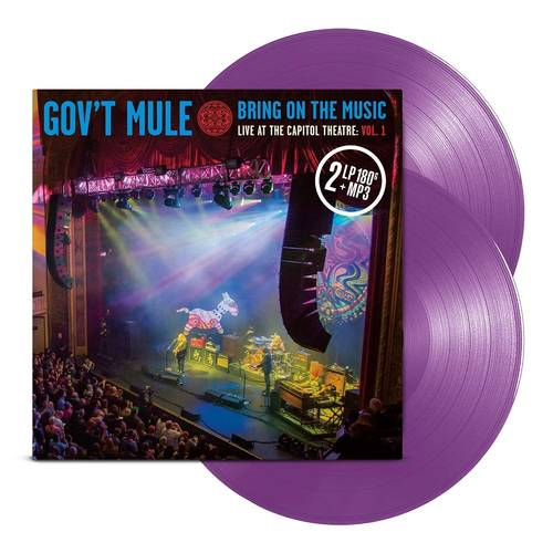 Bring On The Music - Live at The Capitol Theatre: Vol. 1 [2LP]