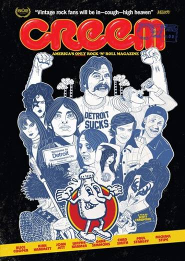 Creem: America's Only Rock 'n' Roll Magazine [RSD Drops Oct 2020]