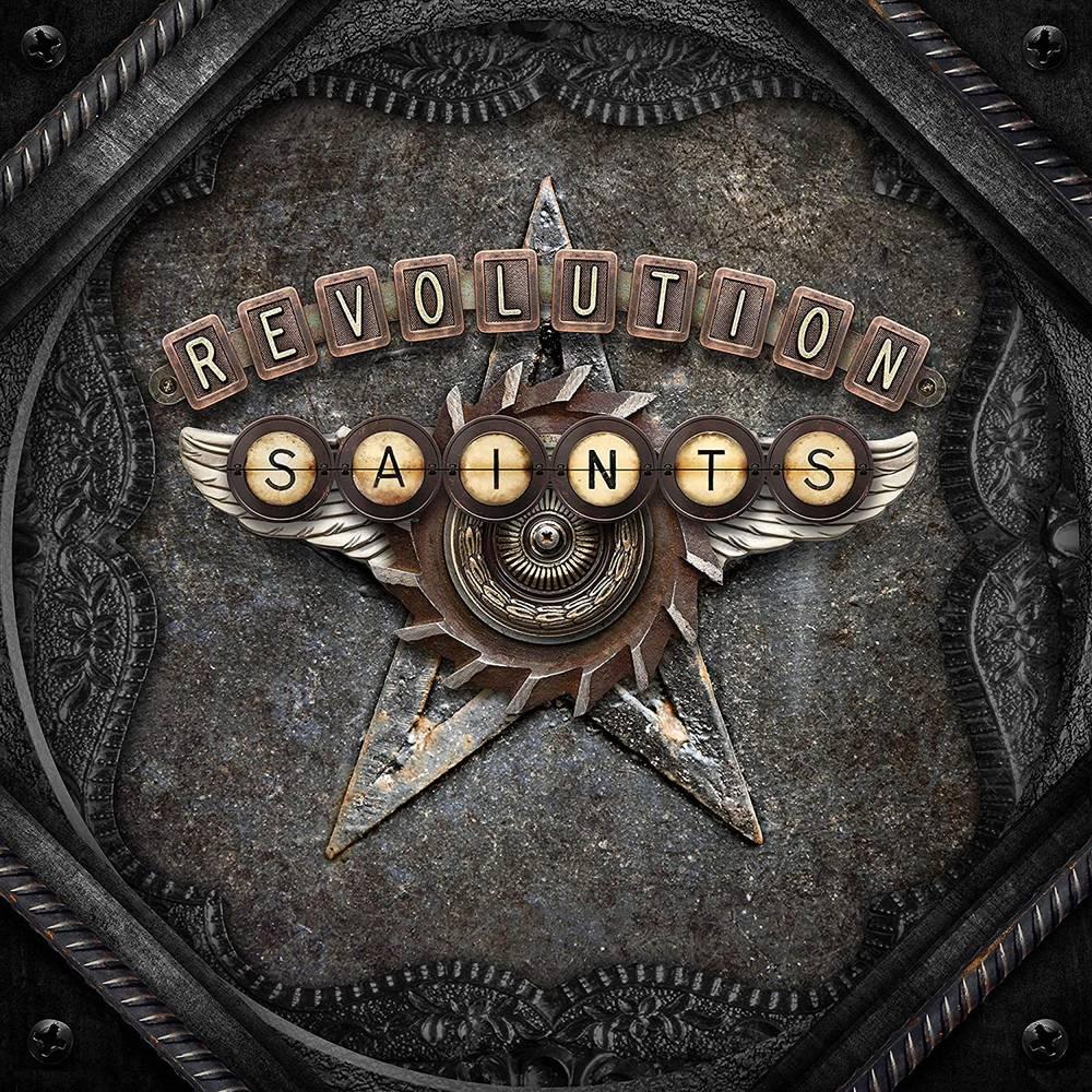 Revolution Saints - Revolution Saints [Limited Edition Silver LP]