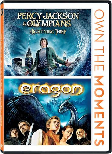 Percy Jackson & The Olympians / Eragon Double Feature