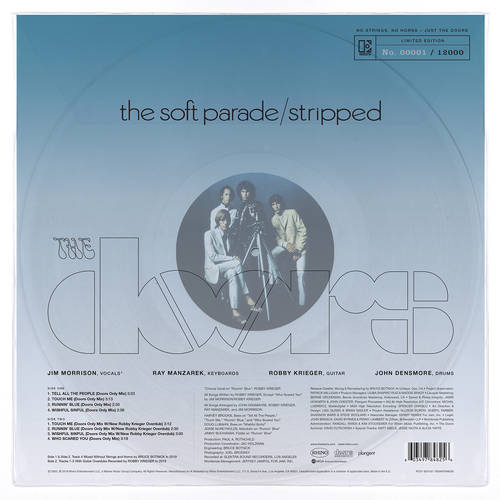The Soft Parade: Stripped [RSD Drops Sep 2020]