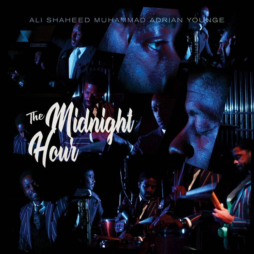 Ali Shaheed Muhammad & Adrian Younge - The Midnight Hour [2LP]