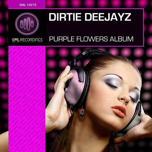 Purple Flowers Album