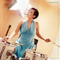 k.d. lang - makeover [Transparent Turquoise LP]