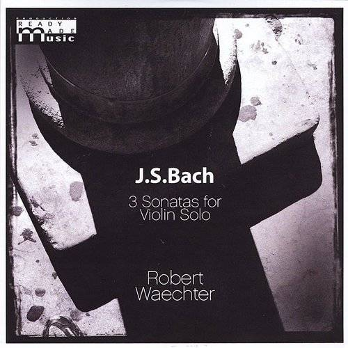 J.S.Bach 3 Sonatas For Violin Solo (Cdr)