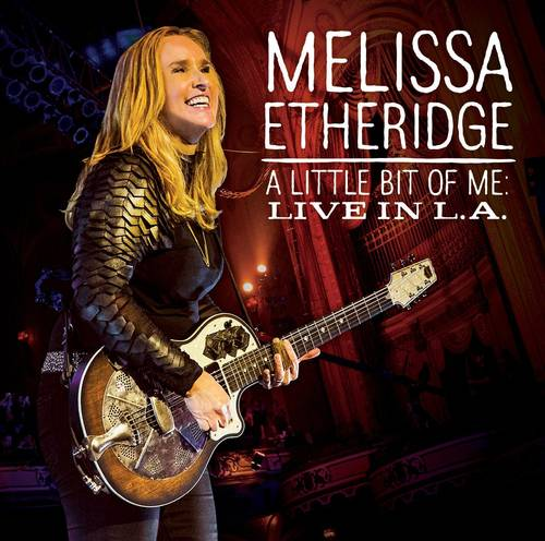 A Little Bit Of Me: Live In L.A. [w/DVD]