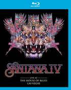 Santana - Live at The House of Blues, Las Vegas [Blu-ray+2CD]