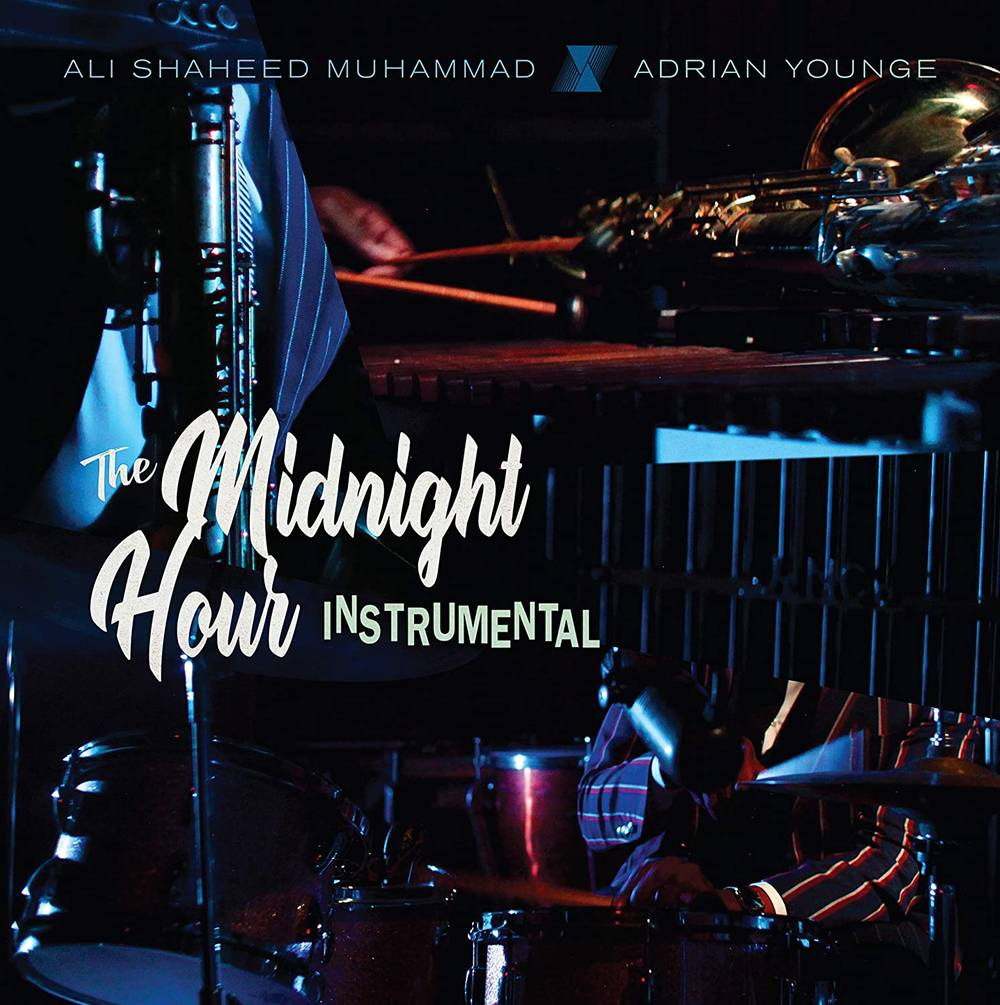 Ali Shaheed Muhammad & Adrian Younge - The Midnight Hour Instrumentals [LP]